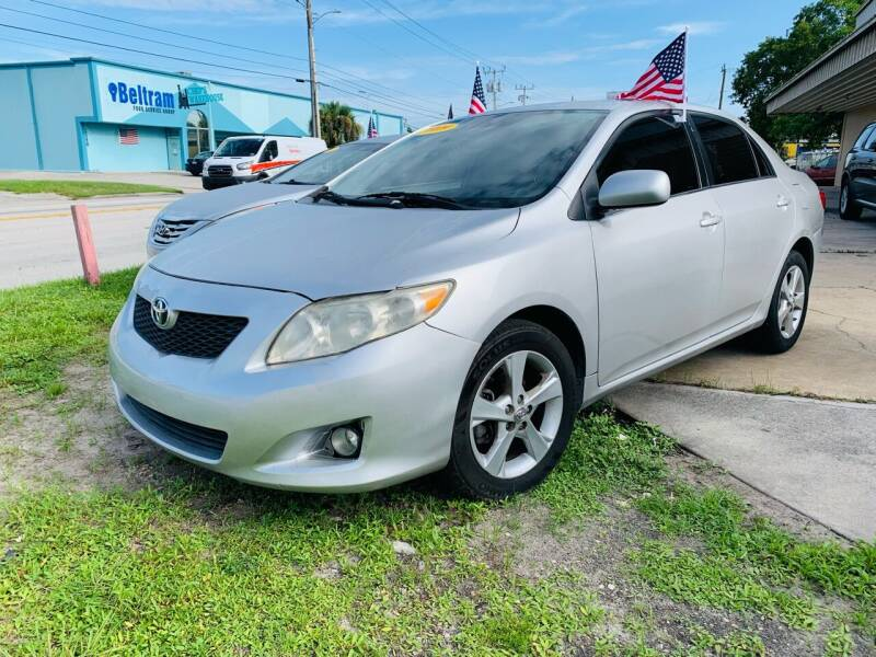 2009 Toyota Corolla for sale at Eastside Auto Brokers LLC in Fort Myers FL