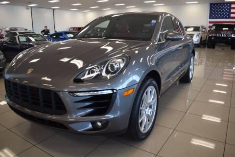 2015 Porsche Macan for sale at Legend Auto in Sacramento CA
