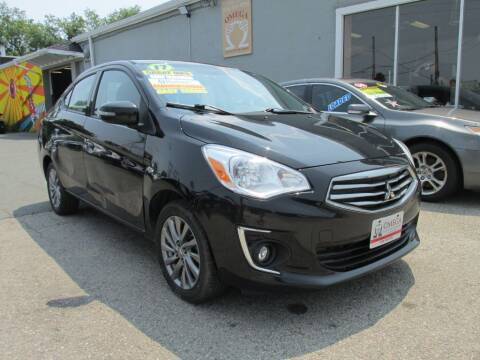 2017 Mitsubishi Mirage G4 for sale at Omega Auto & Truck Center, Inc. in Salem MA