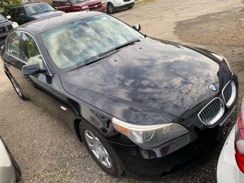 2004 BMW 5 Series for sale at Philadelphia Public Auto Auction in Philadelphia PA