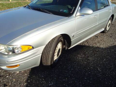 2003 Buick LeSabre for sale at Branch Avenue Auto Auction in Clinton MD