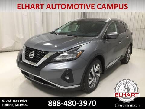 2020 Nissan Murano for sale at Elhart Automotive Campus in Holland MI