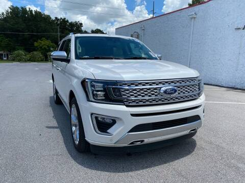 2018 Ford Expedition for sale at Consumer Auto Credit in Tampa FL