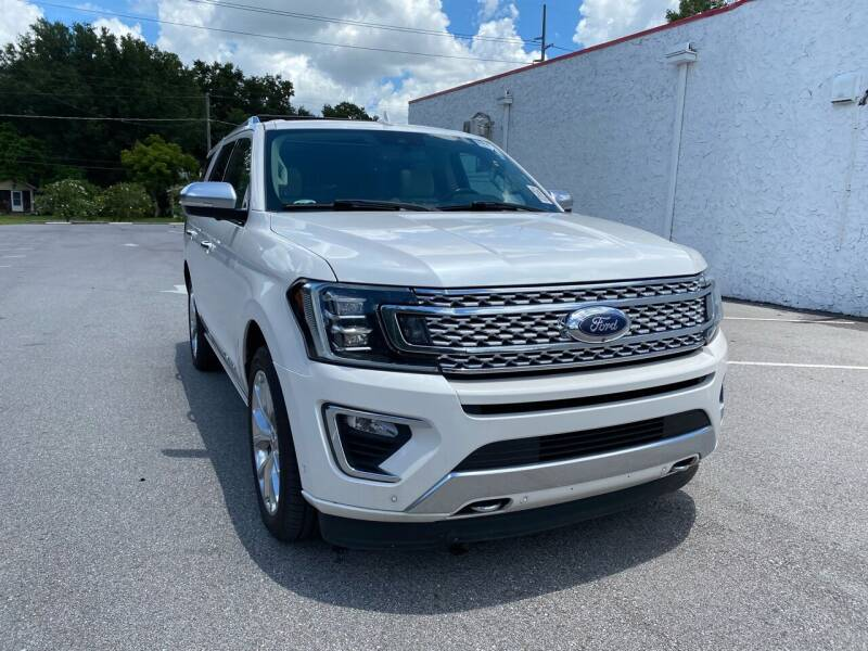 2018 Ford Expedition for sale at LUXURY AUTO MALL in Tampa FL