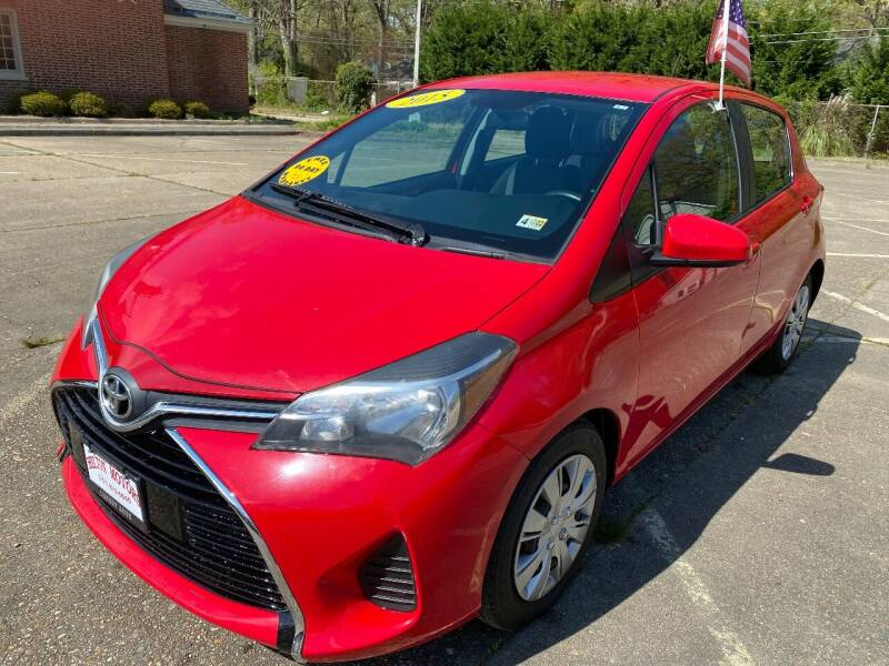 2015 Toyota Yaris for sale at Hilton Motors Inc. in Newport News VA