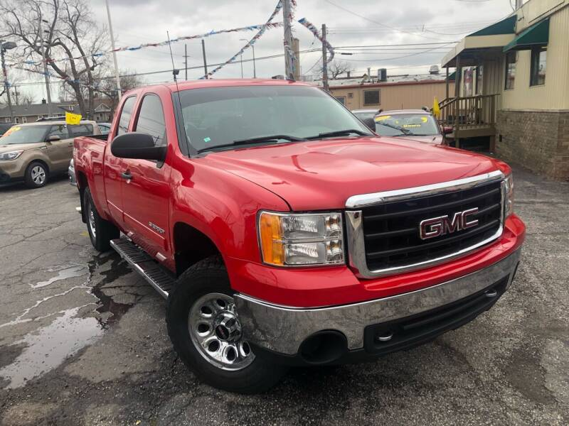 2011 GMC Sierra 1500 for sale at Some Auto Sales in Hammond IN