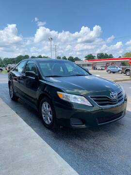 2010 Toyota Camry for sale at City to City Auto Sales in Richmond VA