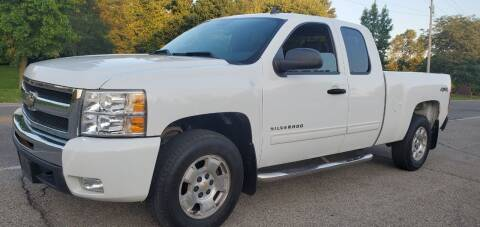 2011 Chevrolet Silverado 1500 for sale at Superior Auto Sales in Miamisburg OH