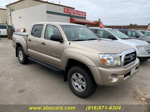 2005 Toyota Tacoma for sale at About New Auto Sales in Lincoln CA