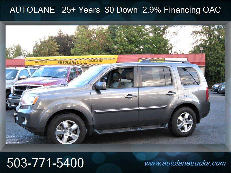 2011 Honda Pilot for sale at Auto Lane in Portland OR