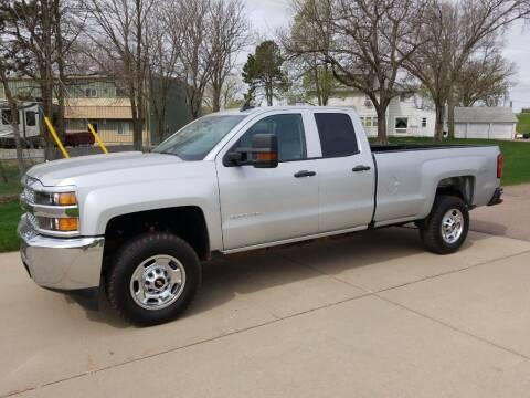 2019 Chevrolet Silverado 2500HD for sale at RLS Enterprises in Sioux Falls SD