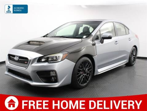 2017 Subaru WRX for sale at Florida Fine Cars - West Palm Beach in West Palm Beach FL