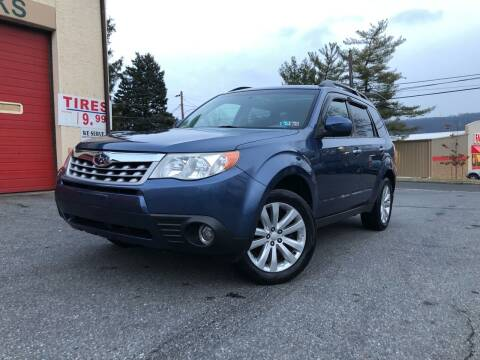 2011 Subaru Forester for sale at Keystone Auto Center LLC in Allentown PA