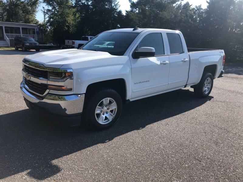 2019 Chevrolet Silverado 1500 LD for sale at Dorsey Auto Sales in Anderson SC