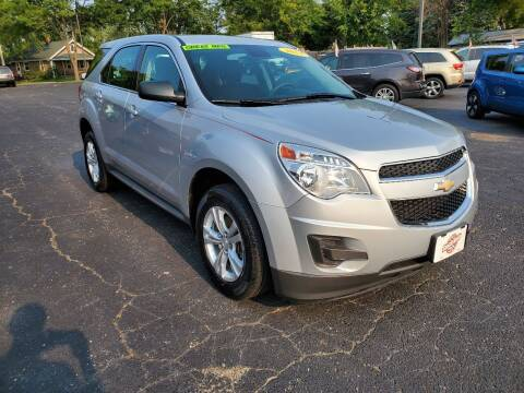 2014 Chevrolet Equinox for sale at Stach Auto in Janesville WI