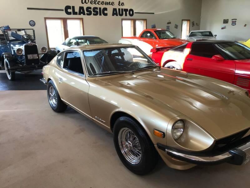 1974 Datsun 260Z for sale at Gary Miller's Classic Auto in El Paso IL