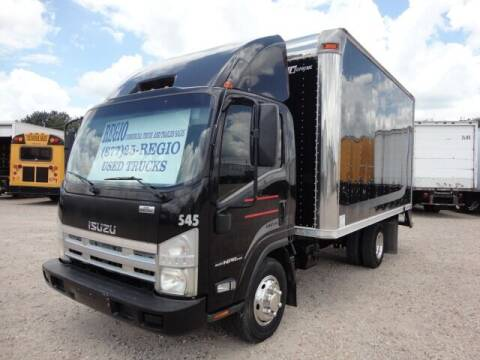 2008 Isuzu NPR-HD for sale at Regio Truck Sales in Houston TX
