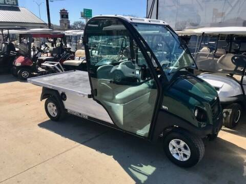 2018 Club Car Carryall 700 Gas Flatbed for sale at METRO GOLF CARS INC in Fort Worth TX
