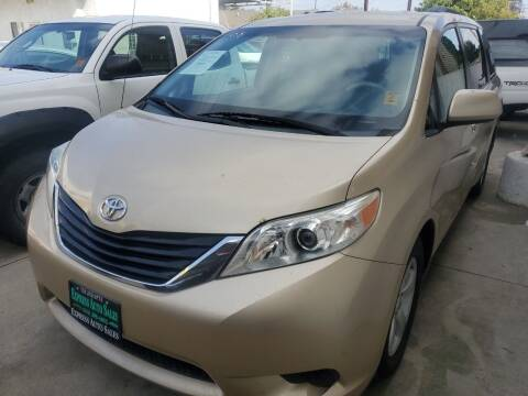 2011 Toyota Sienna for sale at Express Auto Sales in Los Angeles CA