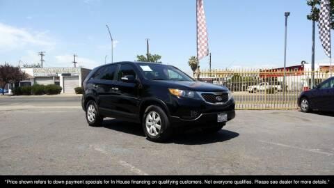 2012 Kia Sorento for sale at Westland Auto Sales in Fresno CA
