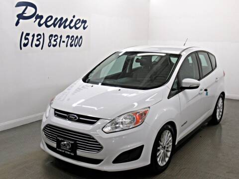 2014 Ford C-MAX Hybrid for sale at Premier Automotive Group in Milford OH