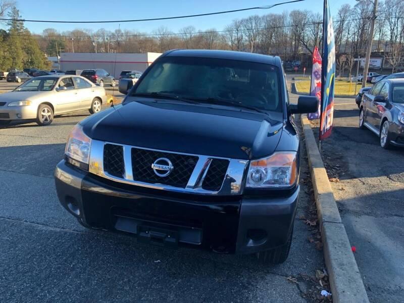 2008 Nissan Titan for sale at Washington Auto Repair in Washington NJ