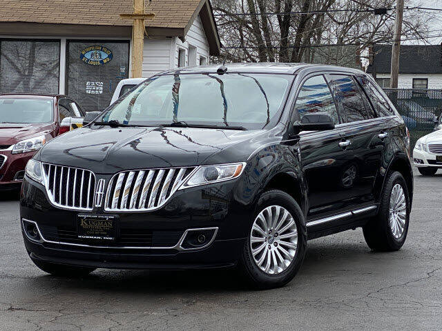 2012 Lincoln MKX for sale at Kugman Motors in Saint Louis MO
