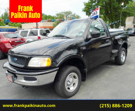 1997 Ford F-150 for sale at Frank Paikin Auto in Glenside PA