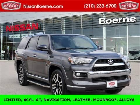 2016 Toyota 4Runner for sale at Nissan of Boerne in Boerne TX