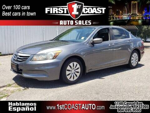 2011 Honda Accord for sale at 1st Coast Auto -Cassat Avenue in Jacksonville FL