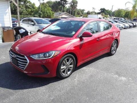 2018 Hyundai Elantra for sale at Denny's Auto Sales in Fort Myers FL