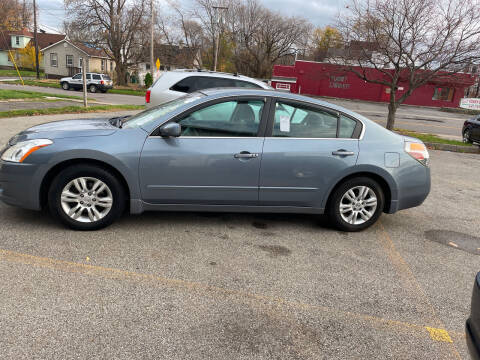2012 Nissan Altima for sale at Mike's Auto Sales in Rochester NY