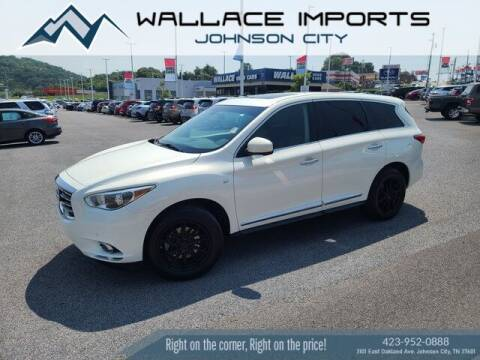 2014 Infiniti QX60 for sale at WALLACE IMPORTS OF JOHNSON CITY in Johnson City TN