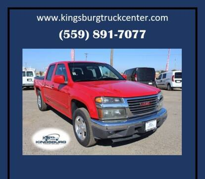 2009 GMC Canyon for sale at Kingsburg Truck Center in Kingsburg CA