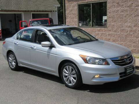 2012 Honda Accord for sale at Advantage Automobile Investments, Inc in Littleton MA
