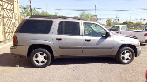 2005 Chevrolet TrailBlazer EXT for sale at Used Car Showcase in Phoenix AZ
