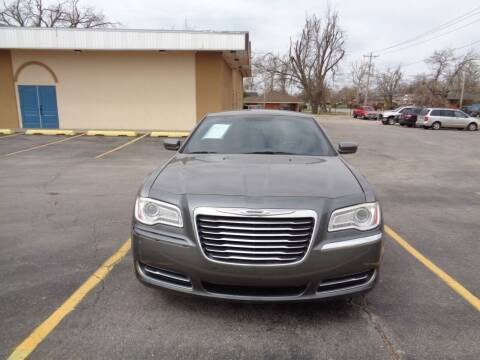 2012 Chrysler 300 for sale at AUTO PRO in Oklahoma City OK