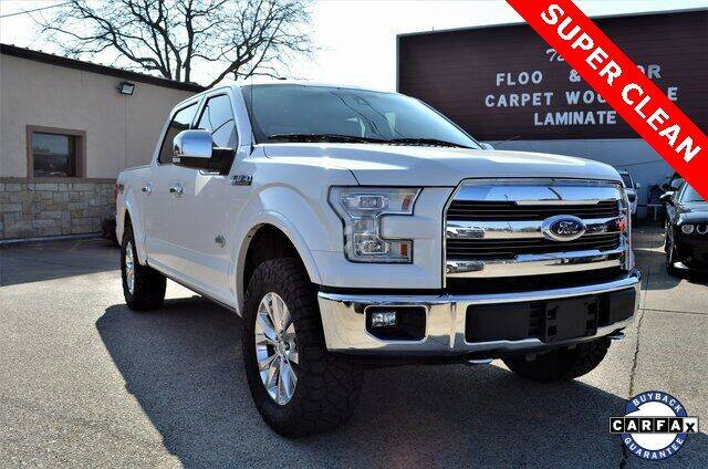 2015 Ford F-150 for sale at LAKESIDE MOTORS, INC. in Sachse TX