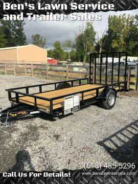 2020 Doolittle Premier UT77X143K for sale at Ben's Lawn Service and Trailer Sales in Benton IL