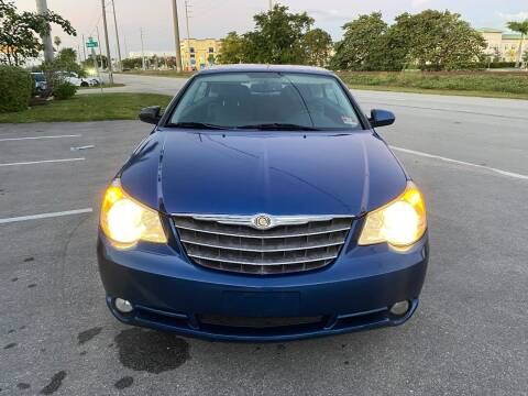2010 Chrysler Sebring for sale at UNITED AUTO BROKERS in Hollywood FL