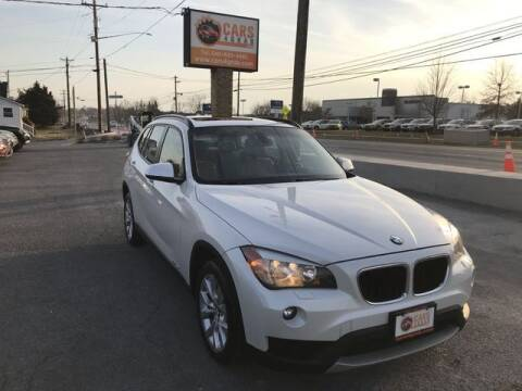 2014 BMW X1 for sale at Cars 4 Grab in Winchester VA