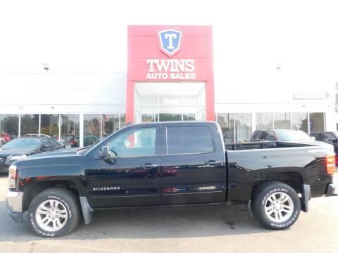 2017 Chevrolet Silverado 1500 for sale at Twins Auto Sales Inc Redford 1 in Redford MI