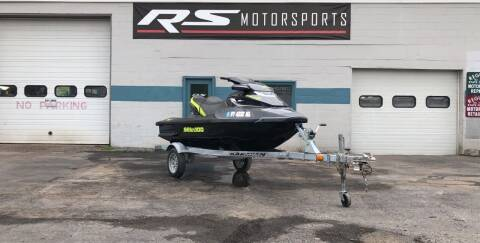 2015 Sea-Doo 215 GTX for sale at RS Motorsports, Inc. in Canandaigua NY