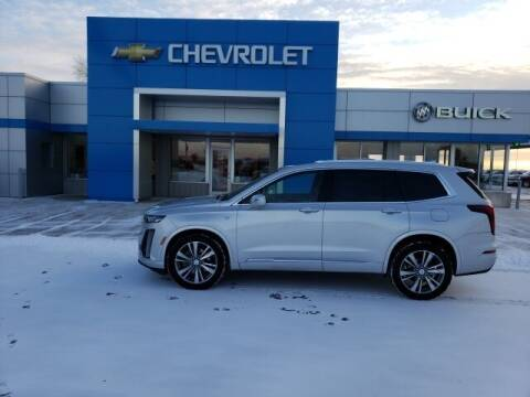 2020 Cadillac XT6 for sale at Finley Motors in Finley ND
