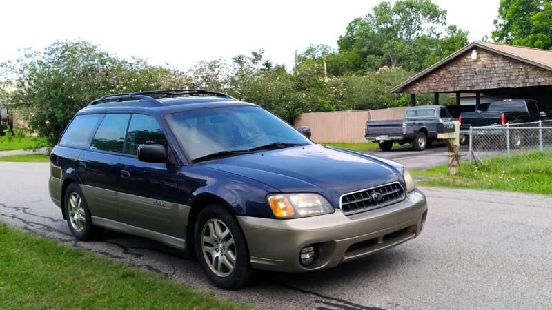 2004 Subaru Outback for sale at Loco Motors in La Porte TX
