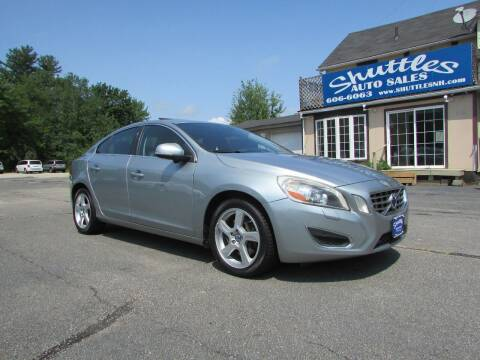2013 Volvo S60 for sale at Shuttles Auto Sales LLC in Hooksett NH