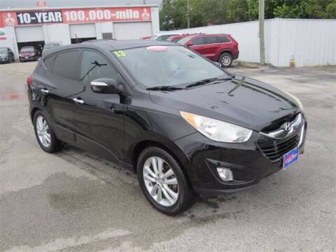 2013 Hyundai Tucson for sale at All Star Mitsubishi in Corpus Christi TX
