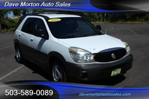 2005 Buick Rendezvous for sale at Dave Morton Auto Sales in Salem OR