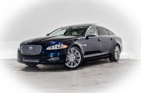 2011 Jaguar XJL for sale at CarXoom in Marietta GA