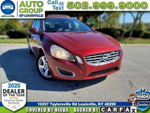 2013 Volvo S60 for sale at Auto Group of Louisville in Louisville KY